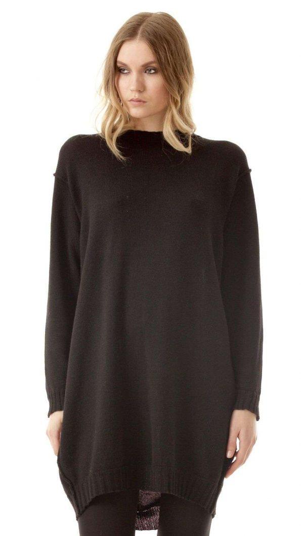 Oversized sweater dress JACQUELINE