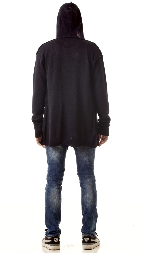 LOUIS // mens open front cardigan