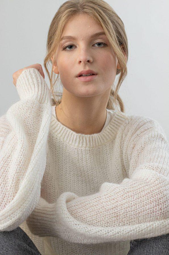Chunky sweater for women VIKTORIA